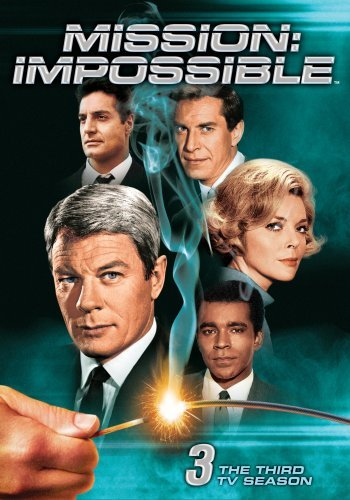 Mission Impossible Season 3 DVD