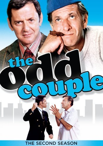 Odd Couple Season 2 DVD Nr