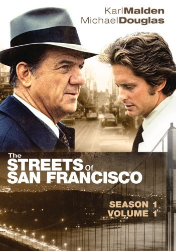 Streets Of San Francisco Season 1 Vol. 1 Nr 4 DVD
