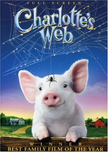 Charlotte's Web (2006) Redford Cleese Fanning Bates Clr G