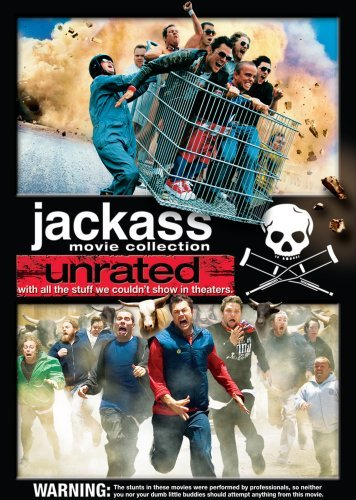 Jackass The Movie Jackass Numb Jackass The Movie Jackass Numb Ws Nr Unrated 2 DVD