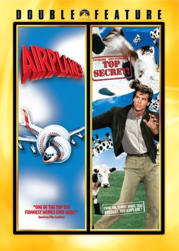 Airplane Top Secret Airplane Top Secret Ws Nr 2 DVD