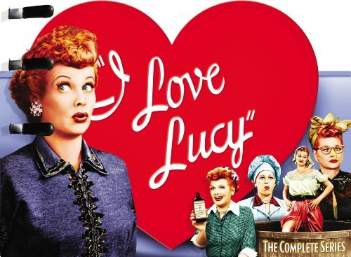 I Love Lucy Complete Series Nr 34 DVD