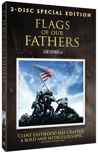 Flags Of Our Fathers Beach Bradford Pepper Ws Coll. Ed. R 2 DVD