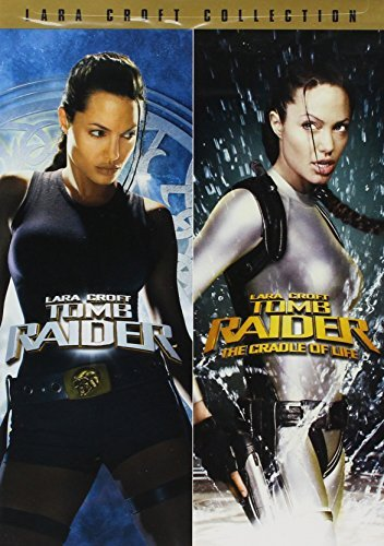 Lara Croft Tomb Raider Lara Cr Lara Croft 2pak Clr Ws Nr 2 DVD