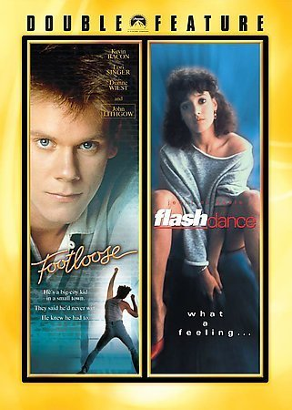 Footloose Flashdance Footloose Flashdance Ws Nr 2 DVD