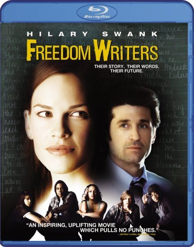 Freedom Writers Swank Glenn Dempsey Ws Blu Ray Pg13