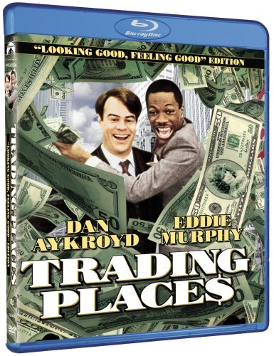 Trading Places Murphy Akroyd Curtis Blu Ray Ws R