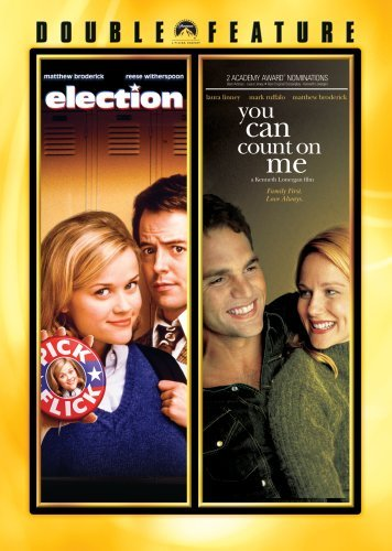 Election You Can Count One Me Election You Can Count On Me Ws Nr 2 DVD