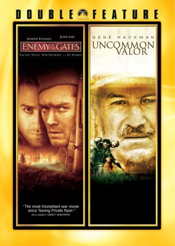Enemy At The Gates Uncommon Va Enemy At The Gates Uncommon Va Ws Nr 2 DVD