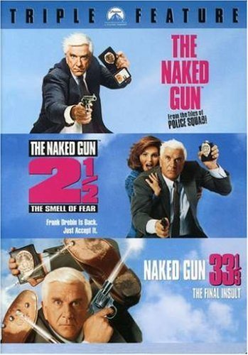 Naked Gun Triple Feature Naked Gun Triple Feature Ws Nr 3 DVD