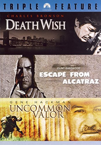 Death Wish Escape From Alcatra Death Wish Escape From Alcatra Ws Nr 3 DVD