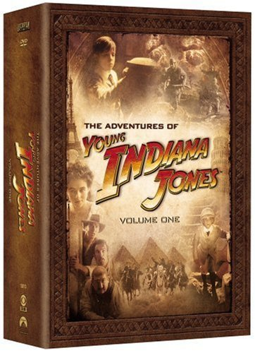 Adventures Of Young Indiana Jo Vol. 1 Nr 12 DVD