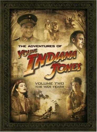 Adventures Of Young Indiana Jo Vol. 2 Digipak Nr 9 DVD