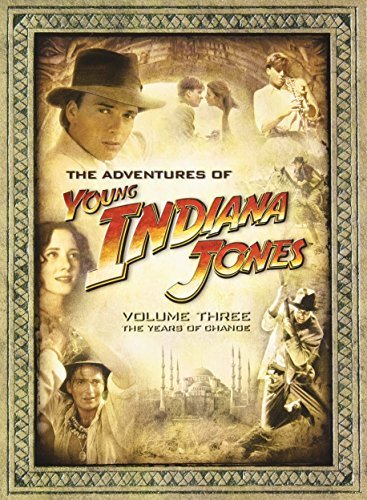 Adventures Of Young Indiana Jo Vol. 3 Nr 10 DVD