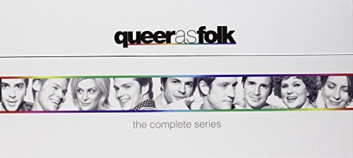 Queer As Folk Complete Series DVD 28 Discs