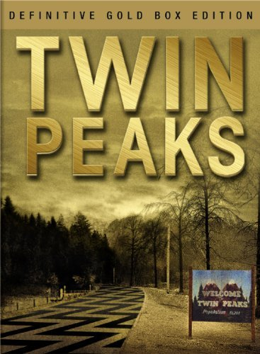 Twin Peaks Definitive Gold Box Edition DVD 10 Discs