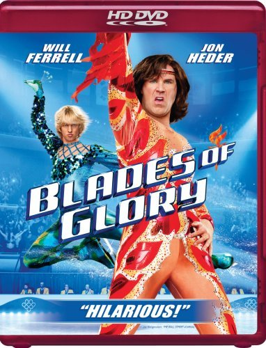 Blades Of Glory Ferrell Heder W Hd DVD Pg13