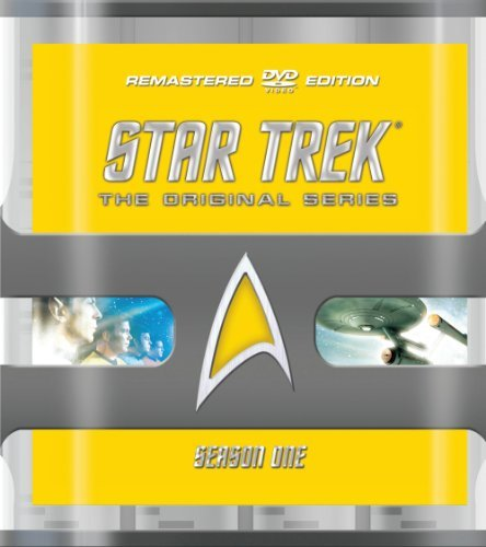 Star Trek The Original Series Season 1 Hybrid Nr 10 DVD
