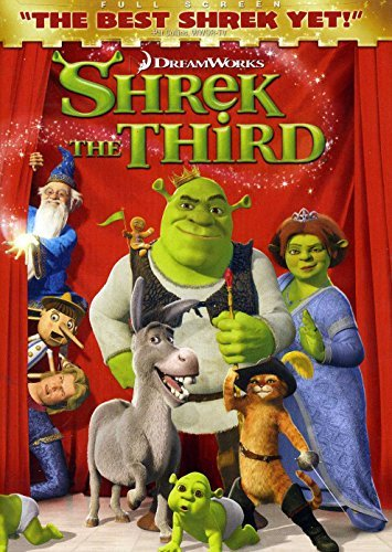 Shrek The Third Shrek The Third Fs