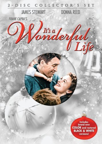 It's A Wonderful Life Stewart Reed Barrymore DVD Nr