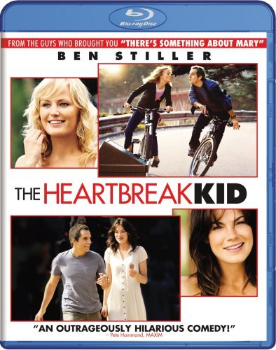 Heartbreak Kid (2007) Stiller Monaghan Stiller Ws Blu Ray R