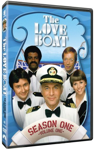 Love Boat Season 1 Volume 1 DVD Love Boat Vol. 1 Season 1