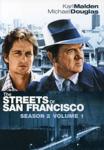 Streets Of San Francisco Season 2 Volume 1 Nr 3 DVD
