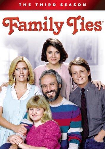 Family Ties Season 3 DVD Family Ties Season 3