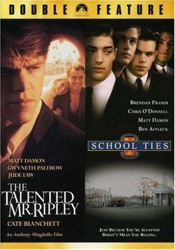 Talented Mr. Ripley School Tie Talented Mr. Ripley School Tie Ws Nr 2 DVD