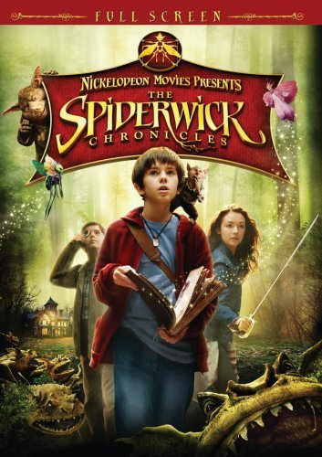 Spiderwick Chronicles Highmore Bolger Strathairn DVD Pg