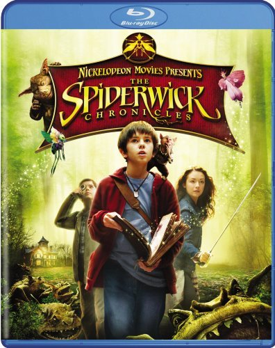 Spiderwick Chronicles Highmore Bolger Parker Nolte Blu Ray Ws Pg