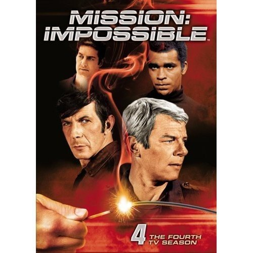 Mission Impossible Season 4 DVD
