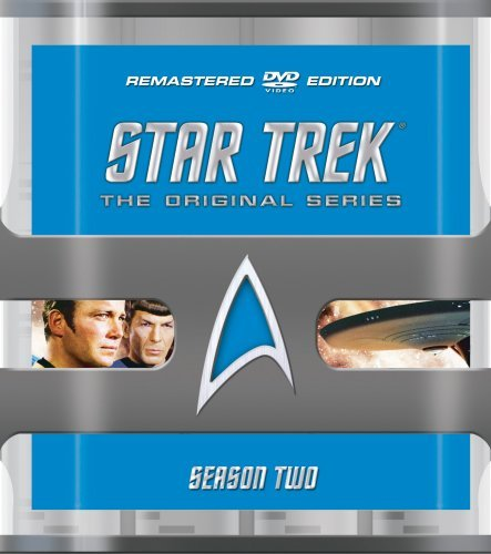 Star Trek Original Series Season 2 Remastered Season 2