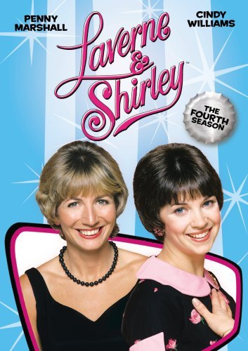 Laverne & Shirley Season 4 DVD Nr