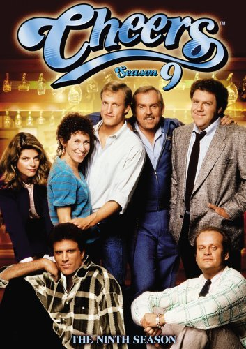Cheers Season 9 DVD