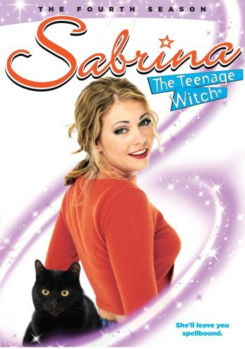 Sabrina The Teenage Witch Season 4 DVD