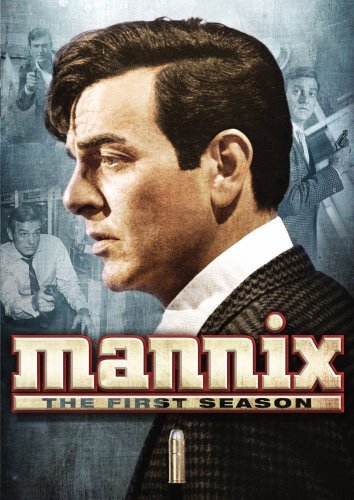 Mannix Season 1 DVD Mannix First Season