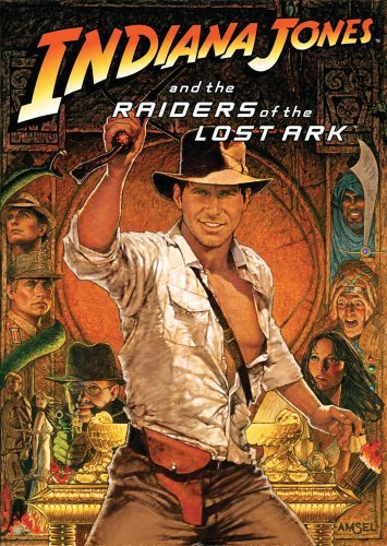 Indiana Jones & The Raiders Of Ford Harrison Ws Special Ed. Pg