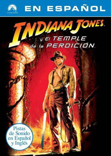 Indiana Jones & The Temple Of Ford Capshaw Quan Ws Spa Dub Spa Packaging Pg