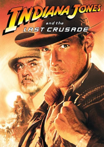 Indiana Jones & The Last Crusa Ford Connery DVD Pg13 Ws
