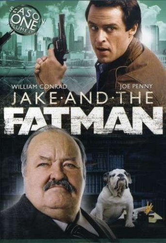 Jake & The Fatman Jake & The Fatman Vol. 1 Seas Nr 3 DVD