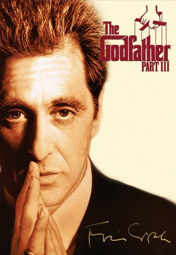 Godfather Pt. 3 Pacino Garcia Deniro DVD R