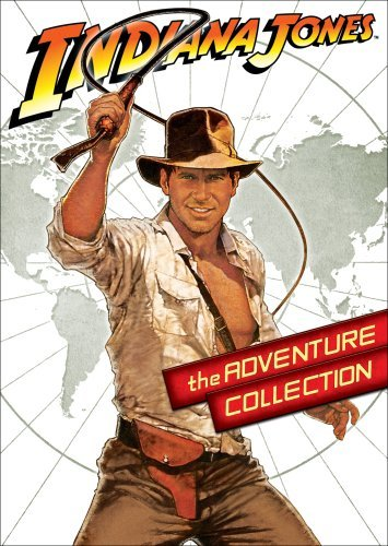 Indiana Jones Adventure Collec Ford Harrison Ws Special Ed. Nr 3 DVD