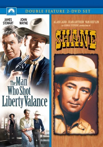 Man Who Shot Liberty Valance S Man Who Shot Liberty Valance S Nr 2 DVD