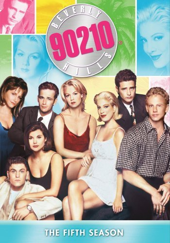 Beverly Hills 90210 Season 5 DVD