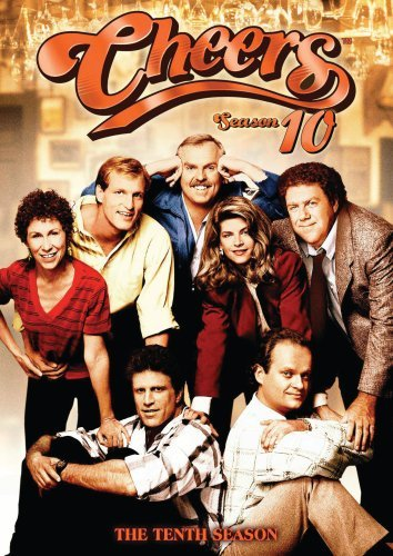 Cheers Season 10 DVD Season 10