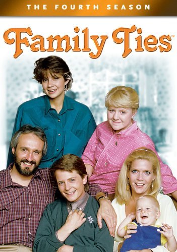 Family Ties Season 4 DVD Family Ties Season 4