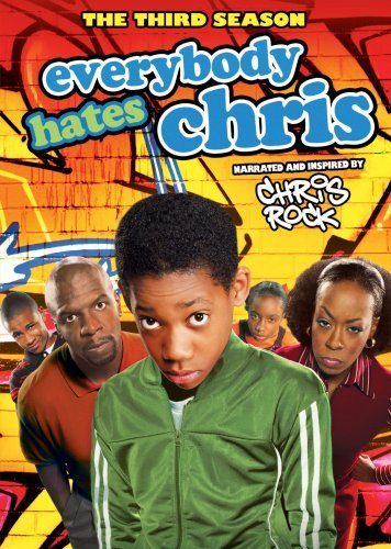 Everybody Hates Chris Season 3 DVD Everybody Hates Chris Season