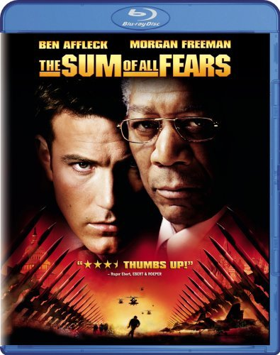 Sum Of All Fears Affleck Freeman Cromwell Blu Ray Ws Pg13